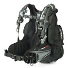 Cressi Air Travel 2.0 Travel BC Man with Integrated Weight Pockets System 02UK