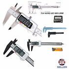 Digital Metal, Plastic & Economical Steel Gauge Caliper Vernier Measure Tool