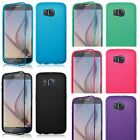Ultra Thin TPU Rubber Gel Silicone Flip Case Cover For Samsung GalaxyS3 S4 S5 S6