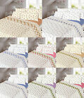 100% Brushed Cotton Printed Flannelette Luxury Duvet Cover Sets With Pillow Case