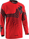 Thor Phase Topo MX/Offroad Jersey Red