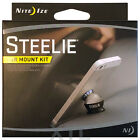 Nite Ize Steelie Components, Mount Kit, Desk & Dash, Pedestal Kit [ Universal ]