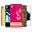 HEAD CASE HEADCASE MIX CHRISTMAS COLLECTION GEL CASE FOR SONY XPERIA Z5 PREMIUM