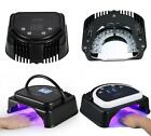 ANSELF 64W PRO LED NAIL DRYER EITH LIFTING HANDLE TOUCH SENSOR LCD SCREEN O9W6