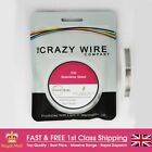 0.3mm (29 AWG) - Comp SS316 (Marine Grade Stainless Steel) Wire - 10.91 ohms/m
