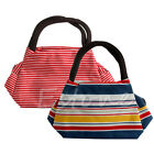 Men Womens Portable Picnic Lunch Tote Casual Handbag Makeup Bag Carry Bag Pouch