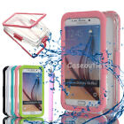 Waterproof Shockproof Life Cover Case For Samsung Galaxy S6 edge+ plus/Note 5