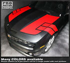 Chevrolet Camaro 2010-2013 Convertible NS1 Style Stripes Decals (Choose Color)
