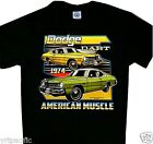 Dodge Dart 1974 American Muscle Tee Cool t'shirt Black $14.99 USD on eBay