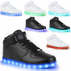 Fashion Lovers LED Light Lace Up Luminous Shoes Couples Sportswear Sneaker Shoes