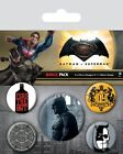 Batman V Superman Batman Badge Pack