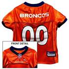 DENVER BRONCOS Dog Jersey * SUPER BOWL 50 CHAMPIONS * XS-2XL NFL Football Puppy