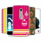 HEAD CASE DESIGNS MIX CHRISTMAS COLLECTION GEL CASE FOR MOTOROLA MOTO X PLAY