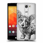 OFFICIAL BIOWORKZ CANINE 2 SOFT GEL CASE FOR LG PHONES 2