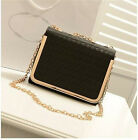 Women Girl Fashion Cross Body Chain Handbag Messenger Shoulder Bag Candy Color