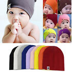 Unisex Cute Cotton Newborn Baby Boy Girl Infant Toddler Soft Hat Cap Beanie