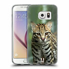HEAD CASE DESIGNS ANIMALES FAMOSOS CASO DE GEL SUAVE PARA SAMSUNG GALAXY S7