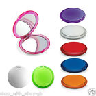 10 x Magnifying Vanity Compact Travel Make Up Magnification Mirror Double Sided