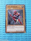 Tune Warrior 5DS3-EN003 Common Yu-Gi-Oh Card Mint 1st Edition New