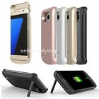 For Samsung Galaxy S7 /S7 keenness External Battery Backup Case Charger Power Bank