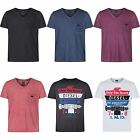 DIESEL MEN'S T-SHIRTS ORTHOS RAIN 5 COLOURS SIZES S-XL CREW V NECK