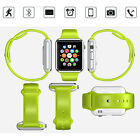A1 W8 Bluetooth Smart Watch 0.3MP Camera SIM&TF Card for Android Samsung HTC LG