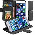 Wallet Flip Case for Apple Iphone 6S Plus 5.5 inch with Card Slot PiGGyB