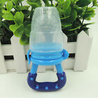Nipple Fresh Food Milk Nibbler Pacifier Feeder Feeding Tool Safe Baby Supplies