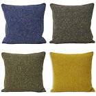 Paoletti Soho Knitted Soft Cosy Textured Shimmer 50x50cm Square Cushion Cover