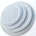 1pcs 16# 4/5/6.5/8/10 inch White Car speaker grilles decorative circle Nets