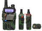 Baofeng Green UV-5RA Plus 136-174/400-480MHz 2-Way Dual Band Ham Radio handheld