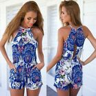 New Sexy Women Party Jumpsuit Playsuit Bodycon Romper Trousers Clubwear