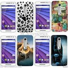 Silicone Gel Case Cover Skin For Motorola Moto G (3rd Gen 2015) G3 Mobile Phone
