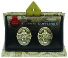 Guinness 2016 metal cufflinks (sg)