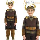 Childrens Kids Viking Boy Warrior Fancy Dress Costume Book Day Childs Outfit