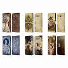 OFFICIAL SELINA FENECH FANTASY LEATHER BOOK WALLET CASE FOR SAMSUNG PHONES 3