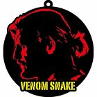 PORTACHIAVI GOMMA METAL GEAR SOLID 5 V THE PHANTOM PAIN KEYCHAIN RUBBER SNAKE #1