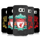 OFFICIAL LIVERPOOL FC LFC CREST 1 HARD BACK CASE FOR SAMSUNG PHONES 1