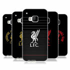 OFFICIAL LIVERPOOL FC LFC LIVER BIRD SOFT GEL CASE FOR HTC PHONES 1