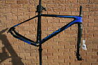 RIDLEY IGNITE CSL 29ER CARBON MOUNTAIN BIKE FRAME ROCK SHOX RS1 100MM LARGE