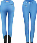 Cavallo Modern Low Reithose Cera Grip in azurblue , Neu Sommer 2016