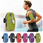 Outdoor Sports Running Jogging Wrist Pouch Arm Band Bag Case Mobile Phone Holder