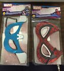 NWT Marvel Spider-Girl or American Dream Gauntlets and Eyemask ~Adult One Size~