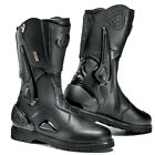 NEW SIDI ARMADA GORE-TEX MX MOTOCROSS DIRTBIKE OFFROAD BOOTS BLACK ALL SIZES