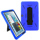 For Samsung Galaxy Tab 2 10.1 Tablet P5100/P5110 Hybird Stand Hard Cover Case