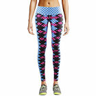 Ladies Yoga Running Leggings Workout Womens Fitness Pants Gym Clothes XS~XL