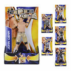 WWE DB Attack Wrestling Action Figure Moveable Super Strikers Series Mattel