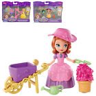 Childrens Disney Sofia The First Doll Set Playset Toys Figures For Ages 3+ New