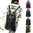 Women's Backpack Handbag Bookbags Shoulder Bag Stylish Distinctive Guitar Style