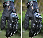 Full Finger gloves Motorcycle Motocross Riding MTB Cycling Protective Gloves